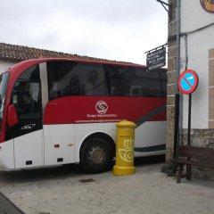 Hotel La Fuente Канделарио городской автобус