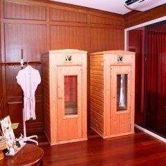 Отель Summit Pavilion Бангкок сауна