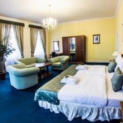 Hotel Dvorak Cesky Krumlov 4* Стандартный номер фото 4
