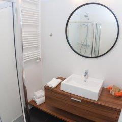 Отель MNH Apartments Kolejowa Польша, Варшава - отзывы, цены и фото номеров - забронировать отель MNH Apartments Kolejowa онлайн ванная фото 2
