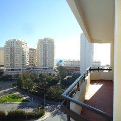 Отель Clube dos Arcos Португалия, Портимао - отзывы, цены и фото номеров - забронировать отель Clube dos Arcos онлайн балкон