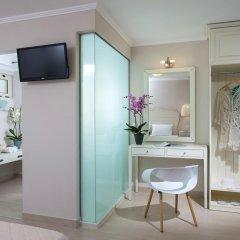 Notos Heights Hotel & Suites 4* Полулюкс с различными типами кроватей фото 7