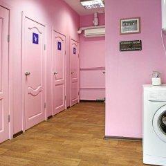 Хостел Друзья на Банковском Номер с общей ванной комнатой с различными типами кроватей (общая ванная комната) фото 18
