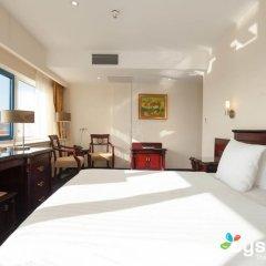 Отель XO Hotels Blue Tower 4* Представительский номер с различными типами кроватей фото 27