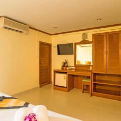 Krabi City Seaview Hotel 2* Номер Делюкс с различными типами кроватей фото 2