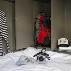 Here Hostel Кровать в общем номере фото 6