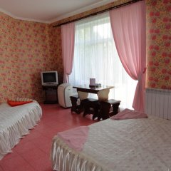 4 Сезона Отель Стандартный семейный номер разные типы кроватей фото 3
