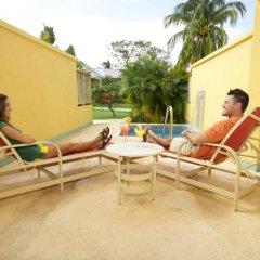 Отель Jewel Runaway Bay Beach & Golf Resort All Inclusive 4* Полулюкс с различными типами кроватей фото 2