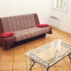 Апартаменты Mascoinat Apartment Ницца комната для гостей