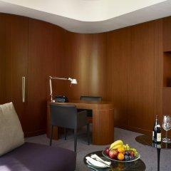 Гостиница Хаятт Ридженси Екатеринбург Люкс с разными типами кроватей