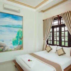 Отель Tra Que Flower Homestay Стандартный номер с двуспальной кроватью фото 15