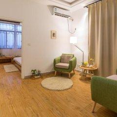 Отель Sanshan Wuli Boutique Homestay Люкс с различными типами кроватей фото 2