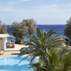 Отель Atlantis Beach Villa Греция, Остров Санторини - отзывы, цены и фото номеров - забронировать отель Atlantis Beach Villa онлайн пляж фото 2