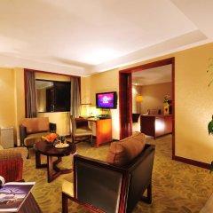 Jianguo Hotel Xi An 5* Люкс повышенной комфортности с различными типами кроватей фото 6