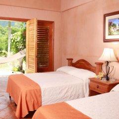 Отель La Villa de Soledad B&B 3* Стандартный номер с различными типами кроватей фото 4