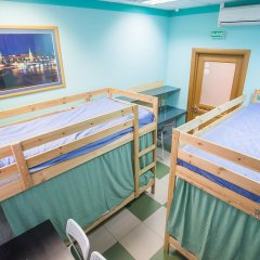 Like Hostel Кровать в общем номере двухъярусные кровати фото 3