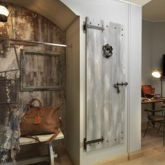 Отель Ville Sull Arno 5* Улучшенный номер