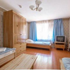 Гостиница АкваЛоо 3* Апартаменты с двуспальной кроватью