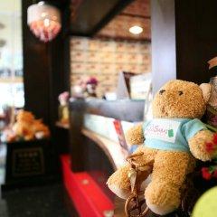 Отель Sabai Sabai @ Sukhumvit Бангкок гостиничный бар
