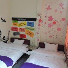 Ha Long Happy Hostel - Adults Only Номер Делюкс с различными типами кроватей