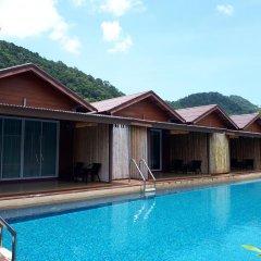 Отель Lanta For Rest Boutique 3* Бунгало с различными типами кроватей фото 4