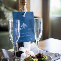 Отель Outrigger Fiji Beach Resort 4* Стандартный номер с различными типами кроватей фото 6