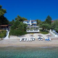 Отель Acrotel Athena Villa пляж