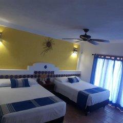 Отель Playa Conchas Chinas 3* Стандартный номер фото 2