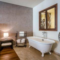 Отель Ansitz Plantitscherhof Италия, Меран - отзывы, цены и фото номеров - забронировать отель Ansitz Plantitscherhof онлайн ванная