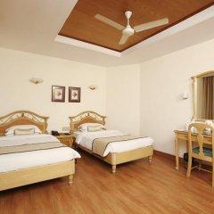 Отель The Park Residency 3* Номер Делюкс с различными типами кроватей фото 2