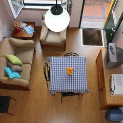 Отель Hospedaria Verdemar Апартаменты с различными типами кроватей фото 27
