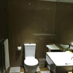 Отель City Suites Taipei Nanxi 4* Стандартный номер с различными типами кроватей фото 2