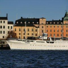Отель Mälardrottningen Стокгольм пляж