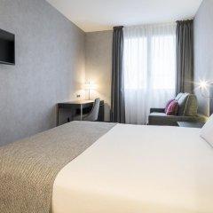 Отель ILUNION Bel-Art 4* Стандартный номер с различными типами кроватей фото 28