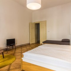 Апартаменты Mighty Prague Apartments комната для гостей фото 3