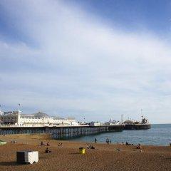 Отель My Brighton пляж