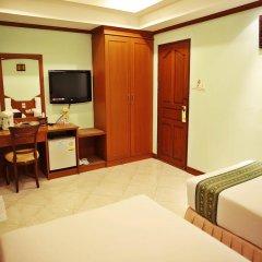 Отель Baan SS Karon 3* Номер Делюкс с различными типами кроватей фото 13