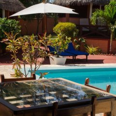 Отель Edena Kely 3* Бунгало с различными типами кроватей фото 8