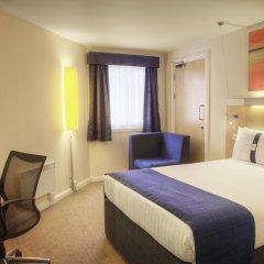 Отель Holiday Inn Express Glasgow Theatreland 3* Стандартный номер разные типы кроватей фото 2