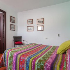Отель Pension San Marcos Номер категории Эконом с различными типами кроватей фото 14