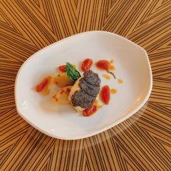 Отель Morosani Schweizerhof Швейцария, Давос - отзывы, цены и фото номеров - забронировать отель Morosani Schweizerhof онлайн питание фото 2
