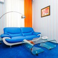 Respect Hotel 3* Люкс с различными типами кроватей фото 18