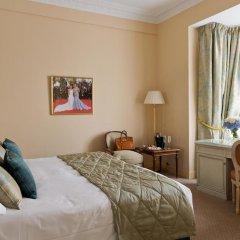 Отель InterContinental Carlton Cannes 5* Стандартный номер с различными типами кроватей фото 4