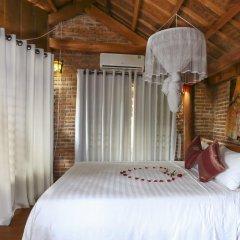 Отель Seaside An Bang Homestay 2* Номер Делюкс с различными типами кроватей фото 11