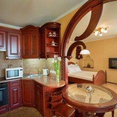 Апартаменты Studio - De lux Улучшенные апартаменты с различными типами кроватей фото 12
