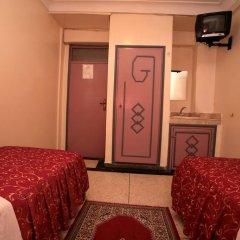Отель Hôtel Ichbilia Марокко, Марракеш - отзывы, цены и фото номеров - забронировать отель Hôtel Ichbilia онлайн удобства в номере фото 2