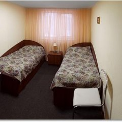 Гостиница Амрита Экспресс Стандартный номер с двуспальной кроватью фото 4