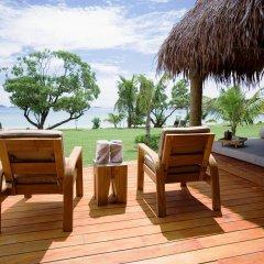 Отель Likuliku Lagoon Resort - Adults Only 5* Бунгало с различными типами кроватей фото 2