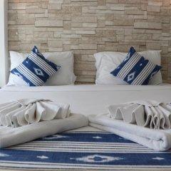 Отель The Nest Resort 3* Улучшенный номер двуспальная кровать фото 2