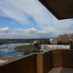 Отель Marbella Испания, Курорт Росес - отзывы, цены и фото номеров - забронировать отель Marbella онлайн балкон